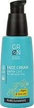 Parfüm, Parfüméria, kozmetikum Arckrém - GRN Pure Elements Algae & Sea Salt Face Cream