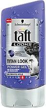 Parfüm, Parfüméria, kozmetikum Hajformázó zselé - Schwarzkopf Taft Looks Titan Look Extreme Gel Radically Strong