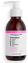 Parfüm, Parfüméria, kozmetikum Nyugtató hidrofil olaj - Revolution Skincare Stressed Mood Calming Cleansing Oil