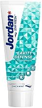 """Parfüm, Parfüméria, kozmetikum Fogkrém """"Fogszuvasodás elleni védelem"""" - Jordan Stay Fresh Cavity Defense"""