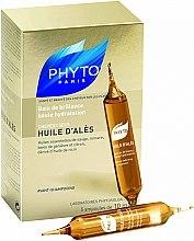 Parfüm, Parfüméria, kozmetikum Intenzív hajápoló olaj - Phyto Huile D'Ales