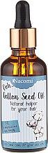 Parfüm, Parfüméria, kozmetikum Gyapotmag olaj hajra - Nacomi Cotton Seed Oil