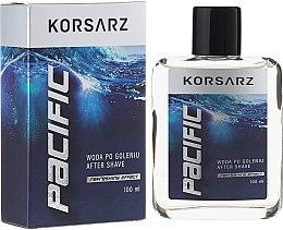 """Parfüm, Parfüméria, kozmetikum Borotválkozás utáni arcvíz """"Pacific"""" - Pharma CF Korsarz After Shave Lotion"""