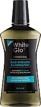 Parfüm, Parfüméria, kozmetikum Szájöblítő - White Glo Charcoal Bad Breath Eliminator Mouthwash