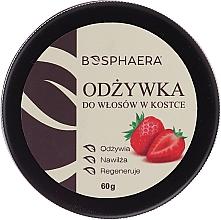Parfüm, Parfüméria, kozmetikum Hajbalzsam fém edényben - Bosphaera
