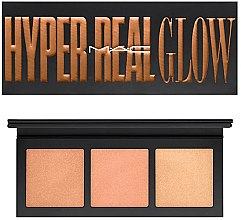 Parfüm, Parfüméria, kozmetikum Highlighter paletta - M.A.C Hyper Real Glow Palette