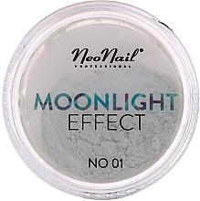 """Parfüm, Parfüméria, kozmetikum Körömdíszítő csillám """"Holdfény hatás"""" - NeoNail Professional Moonlight Effect"""