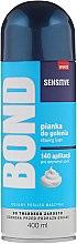Parfüm, Parfüméria, kozmetikum Borotvahab - Bond Sensitive Shaving Foam