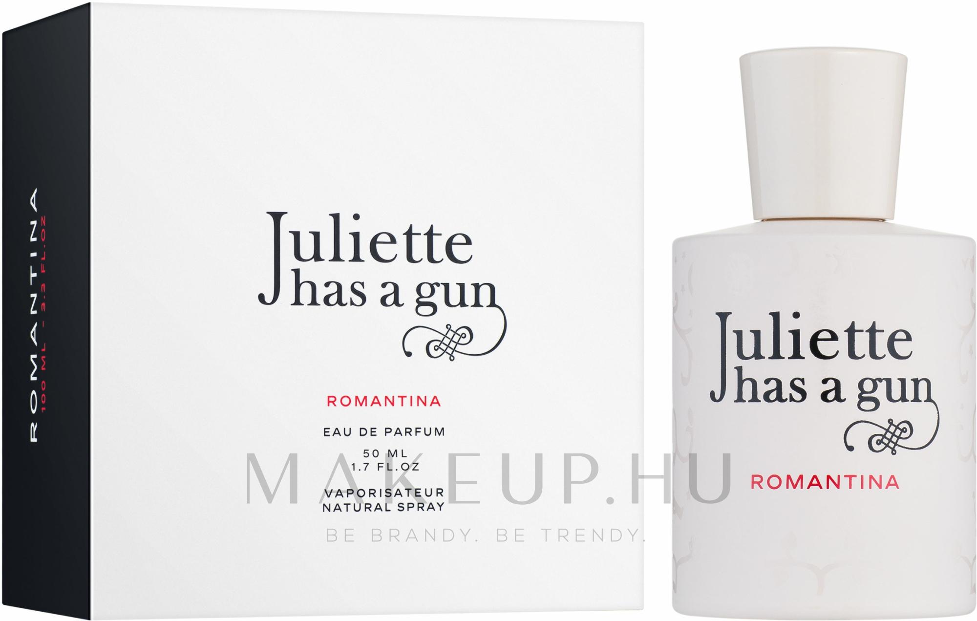 Juliette Has A Gun Romantina - Eau De Parfum  — fotó 50 ml