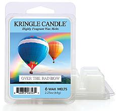 Parfüm, Parfüméria, kozmetikum Illatosított viasz - Kringle Candle Wax Melt Over The Rainbow