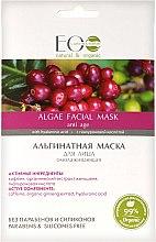 "Parfüm, Parfüméria, kozmetikum Alginált arcmaszk ""Fiatalító"" - ECO Laboratorie Algae Facial Mask"