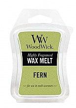 Parfüm, Parfüméria, kozmetikum Illatosított viasz - WoodWick Wax Melt Fern