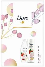 Parfüm, Parfüméria, kozmetikum Szett - Dove Relaxing Care (sh/gel/250ml + b/balm/250ml)