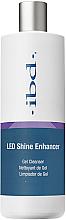 Parfüm, Parfüméria, kozmetikum Körömragaszó eltávolító folyadék - IBD LED Shine Enhancer Gel Cleanser