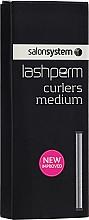 Parfüm, Parfüméria, kozmetikum Szempillagöndörítő csipesz - Salon System Lashlift Curling Rods Medium