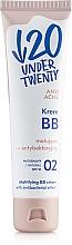 Parfüm, Parfüméria, kozmetikum BB-krém - Under Twenty Anti Acne Matting Cream