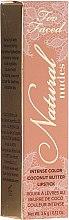 Parfüm, Parfüméria, kozmetikum Krémes ajakrúzs - Too Faced Natural Nudes Lipstick