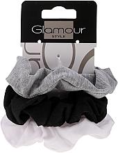Parfüm, Parfüméria, kozmetikum Hajgumi, 420, fekete+szürke+fehér - Glamour