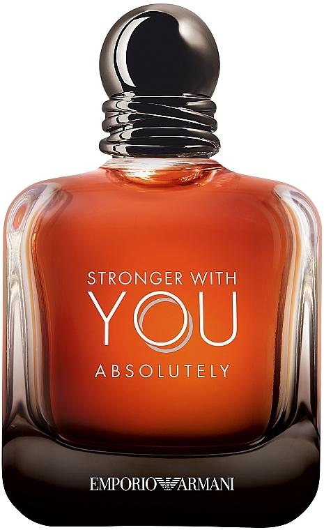Giorgio Armani Emporio Armani Stronger With You Absolutely - Parfüm