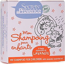 Parfüm, Parfüméria, kozmetikum Száraz sampon gyerekeknek - Secrets De Provence My Children Shampoo Lavender Essential Oil