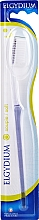 Parfüm, Parfüméria, kozmetikum Fogkefe, puha, világos lila - Elgydium Performance Soft