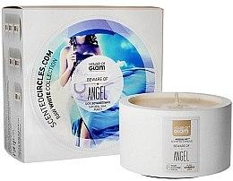 Parfüm, Parfüméria, kozmetikum Illatosított gyertya - House of Glam Beware of Angel Candle