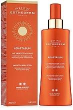 Parfüm, Parfüméria, kozmetikum Testápoló - Institut Esthederm Adaptasun Body Lotion Moderate Sun