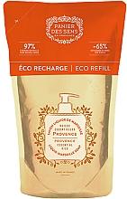 """Parfüm, Parfüméria, kozmetikum Marseille folyékony szappan """"Provence"""" - Panier des Sens Provence Liquid Marseille Soap (utántöltő)"""