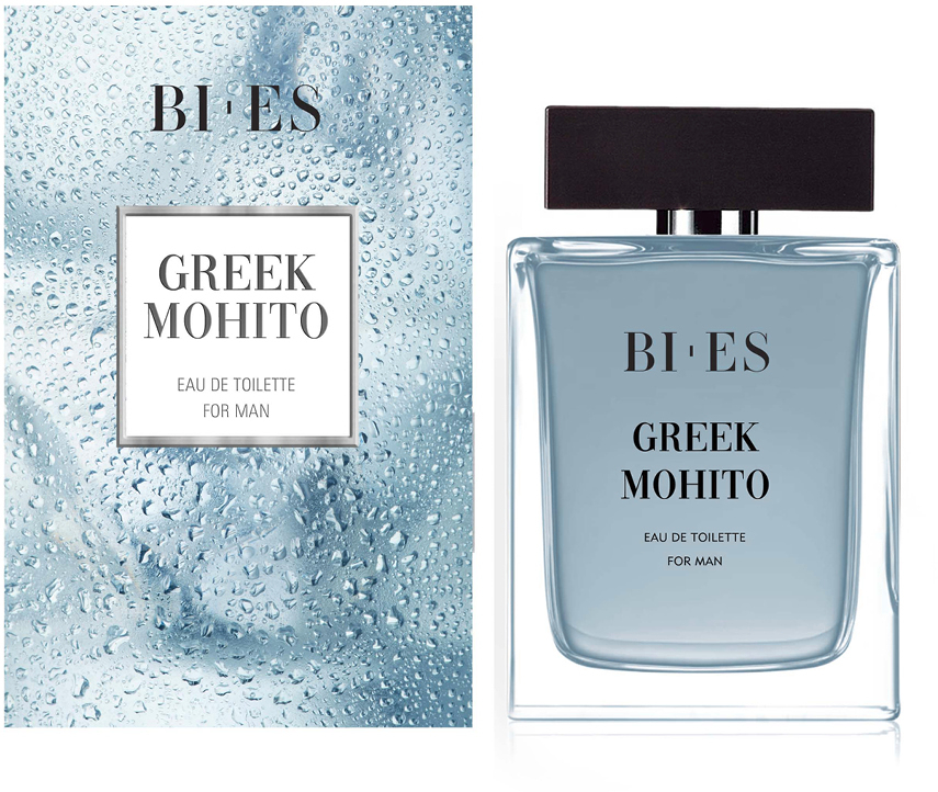 Bi-es Greek Mohito For Man Eau De Toilette - Eau De Toilette