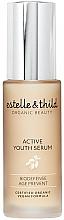 Parfüm, Parfüméria, kozmetikum Arcszérum - Estelle & Thild BioDefense Active Youth Serum