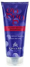 Parfüm, Parfüméria, kozmetikum Sampon ősz hajra - Kallos Cosmetics Gogo Silver Reflex Shampoo