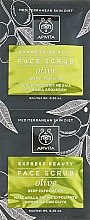 Parfüm, Parfüméria, kozmetikum Arcpeeling olíva - Apivita Deep Exfoliating Face Scrub With Olive
