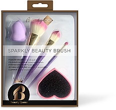 Parfüm, Parfüméria, kozmetikum Smink szett - Beauty Look Sparkly Beauty Brush