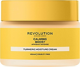 Parfüm, Parfüméria, kozmetikum Antioxidáns arckrém - Revolution Skincare Boost Calming Turmeric