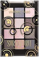 Parfüm, Parfüméria, kozmetikum Szemhéjfesték paletta - Vivienne Sabo Surnaturel Eyeshadow Palette