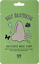 Parfüm, Parfüméria, kozmetikum Pillangó-tapasz mitesszerek ellen - G9Skin Self Aesthetic Butterfly Nose Strip