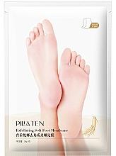 Parfüm, Parfüméria, kozmetikum Bőrhámlasztó lábmaszk - Pilaten Exfoliating Soft Foot