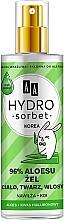 Parfüm, Parfüméria, kozmetikum Univerzális gél 96% - AA Hydro Sorbet Gel (spray)