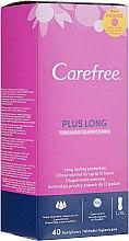 Parfüm, Parfüméria, kozmetikum Tisztasági betét, 40 db - Carefree Plus Long