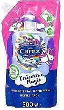 Parfüm, Parfüméria, kozmetikum Folyékony antibakteriális szappan - Carex Unicorn Magic Antibacterial Handwash (utántöltő)