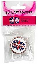 Parfüm, Parfüméria, kozmetikum Körömpor - Ronney Professional Nail Art Powder Glitter