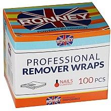 Parfüm, Parfüméria, kozmetikum Hibridlakk eltávolító - Ronney Professional Remover Wraps