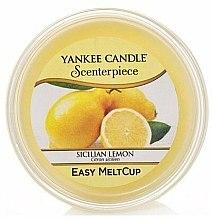 Parfüm, Parfüméria, kozmetikum Elektromos aromalámpa viasz - Yankee Candle Sicilian Lemon Melt Cup