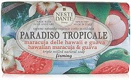 """Parfüm, Parfüméria, kozmetikum Szappan """"Maracuja és guava"""" - Nesti Dante Paradiso Tropicale Hawaiian Maracuja & Guava Soap"""