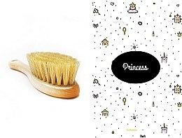 Parfüm, Parfüméria, kozmetikum Szett - LullaLove Princess (hair brush + muslin)
