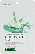 Parfüm, Parfüméria, kozmetikum Szövetmaszk uborkával - Eunyul Natural Moisture Mask Pack