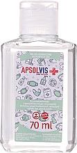 Parfüm, Parfüméria, kozmetikum Kézfertőtlenítő gél - Apsolvis Pure Solution