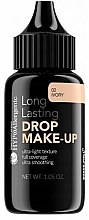 Parfüm, Parfüméria, kozmetikum Alapozó - Bell Hypoallergenic long Lasting Drop Make-Up Base