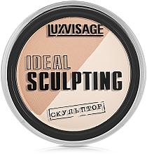 Parfüm, Parfüméria, kozmetikum Arcpúder - Luxvisage Ideal Sculpting