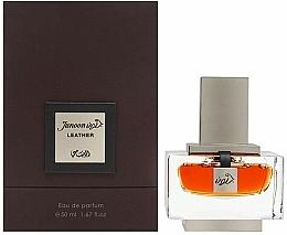 Parfüm, Parfüméria, kozmetikum Rasasi Junoon Leather Pour Homme - Eau De Parfum